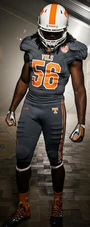 Smokey Gray! #awesome ( I love the new gray uniforms..... a whole new shade of grey!)
