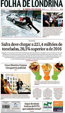 Bonde. O seu Portal de Notícias do Paraná