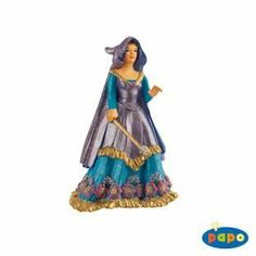Papo Enchantress Figure by Papo. $8.51. 2.4 in x 2 in x 3.7 in. The Papo toy line features beatifully crafted figurines of knights, pirates, castles and enchanted creatures. Papo toys come in a wide variety of colors, all hand painted and bursting with imagination. With Papo Knights toys, a world of medieval castles, brave knights, and fierce dragons comes to life. With Papo toys, your children will enjoy hours of imaginative play in wondrous worlds of conquest an...