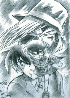 Detective Conan 13# finished version 2 -By Sherry