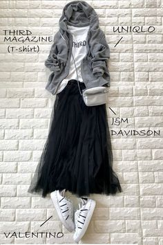 nyaobu|その他を使ったコーディネート in 2020 Teen Fashion Outfits, Mode Outfits, Girl Fashion, Fashion Dresses, Womens Fashion, Korean Fashion Summer, Winter Fashion, Casual Hijab Outfit, Casual Outfits