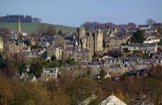 Selkirk from Philiphaugh - Picture of Selkirk, Scottish Borders - Tripadvisor England Ireland, England And Scotland, An Unexpected Journey, Scotland Travel, Homeland, Trip Planning, Places To See, Countryside, Trip Advisor