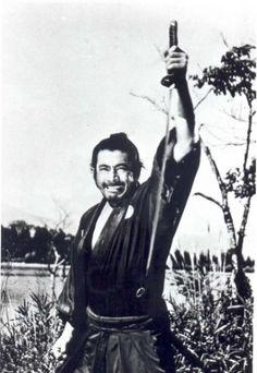 Samurai Ninjas, Toshiro Mifune, Japanese Film, Japanese Art, Ère Edo, Skateboard, Film World, Samurai Armor, Film Images