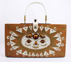 Enid Collins of Texas Sol Box Bag by niwotARTgallery on Etsy, $280