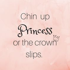 Keep Your Head Up Princess Your Crown Is Falling Quote Gunma Fukiya