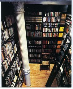 colonized by books