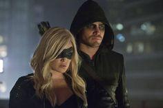 Black Canary on Arrow