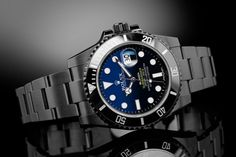 BLAKEN Draws Inspiration From the Sea for Limited Edition Rolex D-Blue Submariner