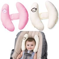 Kids Infant Baby Head Pillow Adjustable Protect Neck and Head Protection Travel Car Seat Stroller Child Safety Seat Pillow Pad
