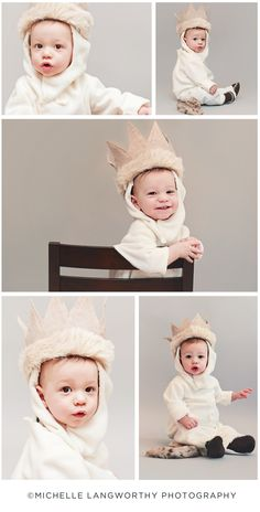 Wild Thing One Year Old Photo Session | Michelle Langworthy Photography