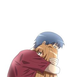 After almost 3 years since I first watched Toradora, I still love them to bits and pieces.