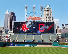 Everything you need to know about Progressive Field, home of the Cleveland Indians.