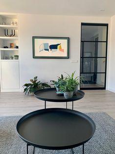 www.lifs.nl #lifs #interior #interiordesign #interieuradvies #ontwerp #maatwerk #eetkamerbank #3D Table, Furniture, New Homes, Luxury Living, Industrial House, Interior Design, Home Decor, Living Spaces, Coffee Table