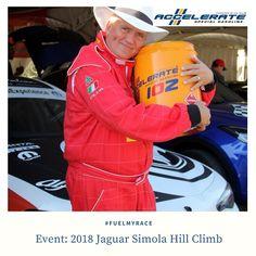 ACCELERATE Special Gasoline 2018 Jaguar Simola Hill Climb
