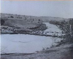 VI CORPS CROSSING THE RAPIDAN TO GO INTO THE BATTLE OF THE WILDERNESS