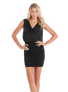 Ellie Dress   GUESS.com