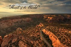 "Heart of the World: Colorado's National Parks - Premiers This Weekend -  Premiering this weekend April 2016 on PBS is a brand new documentary series exploring the wonders of the National Parks. ""Heart of the World: Colorado's National Parks"" tells the stories of five..."