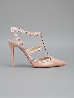 Chaussures Bohème Beige Valentino Pour Son Été De Femmes Bohème dJV85uJSMO