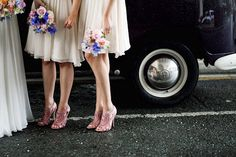 Incredible shoes which bridesmaids should like so much!!!