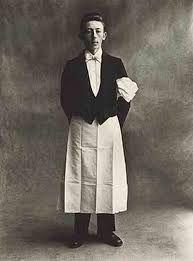 new york waiter 1920 - Google Search