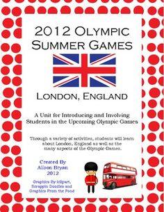 olympics enrichment