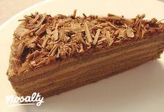Egyszerű trüffel-torta | Nosalty