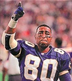 All he does is catch touchdowns. Chris carter Are you true Vikes Fan? This Vikings gear for you! Tap link and get yours now! Are you true Vikes Fan? This Vikings gear for you! Tap link and get yours now! Minnesota Vikings Football, Best Football Team, National Football League, Football Season, Nfl Football, Football Players, Nfl 49ers, College Football, Cris Carter