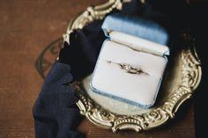 Vintage #rings   #ringbox #vintage