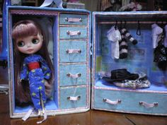 doll trunk - for my sister by Xavacid, via Flickr