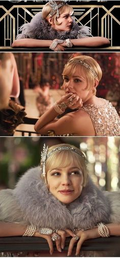 Daisy Buchanan wore some incredible pieces in the recent film.