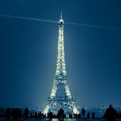 MelanieAlexandra on etsy.com  You definitely feel the romance walking the streets of Paris.