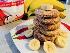 Zdravých sušenek už jsem pár vyzkoušela. Máme je totiž moc rádi. Není nad domácí banánové sušenky, protože všechny ty sušenky z obchodu jsou čím dál víc nacpané cukrem, vysušené a nejde opomenout cena – roste do neskutečných výšin. #sušenky #zdravé #banán #fitness #danča Muffin, Breakfast, Fitness, Food, Morning Coffee, Muffins, Meals, Excercise, Cupcakes