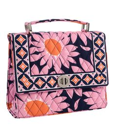 This Loves Me ... Julia Convertible Crossbody Bag is perfect! #zulilyfinds   My First Vera Bradley purse