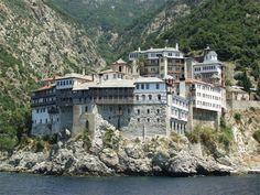 Monastery of Gregoriu, Greece