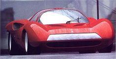 Ferrari 250 P5 (Pininfarina), 1968