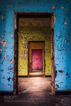 Rainbow Prison V2 by StefGoovaerts