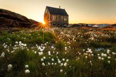 Beautiful East Greenland