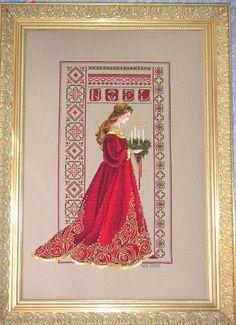 Celtic Christmas - L&L32 original color scheme