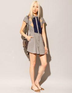 Triangle shirt dress [Rek1944] - $64 ($50-100) - Svpply