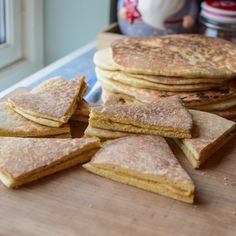 Glad Jul | Oppskrifter | Gladkokken Pancakes, Bread, Breakfast, Food, Morning Coffee, Eten, Bakeries, Meals, Pancake