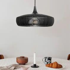 Lampy do pokoju i oświetlenie pokoju   Lampy.pl Wooden Slats, Light And Shadow, Solid Oak, Pendant Lamp, Light Bulb, Dining Table, Ceiling Lights, Lighting, Elegant