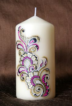 Bisha Mistry / Mehndi artist / Henna artist / Leicester / Cambridge / London » My Candles