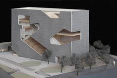 Visita al estudio de Steven Holl Architects