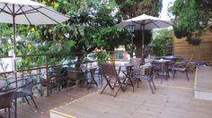 CAfé Container, Campinas Café Container, Bar, Patio, Outdoor Decor, Home Decor, Campinas, Fence, Brazil, Gourmet