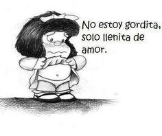 Mafalda, cómo no!