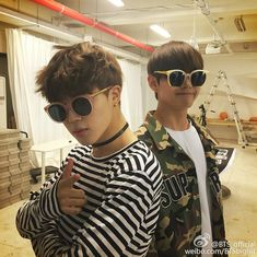 [Weibo/Trans] BTS_Official weibo [160308] This Choker got me like..