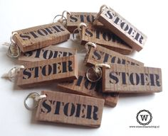 #sleutelhangers #stoer #sloophout