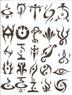 greek god symbol tattoos - Google Search