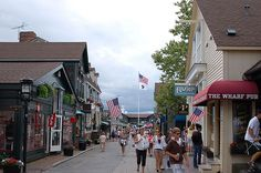 Newport, Rhode Island--one of my favorite places ever!!