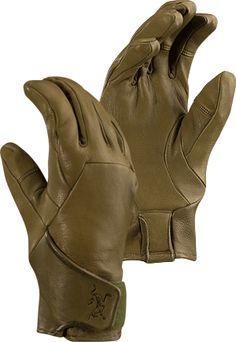 Tactician AR Glove Men's Windproof, lightweight leather glove